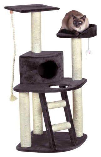Kerbl Eck-Kratzbaum ZIRKOON, für Katzen