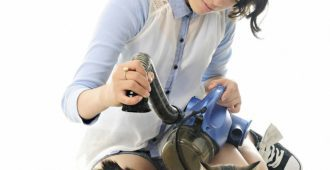 bigstock-A-pretty-young-teen-vacuuming-954660051