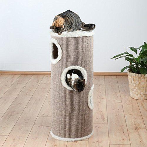 Kratzturm Kratztonne Für Katzen Kratzbaum Ersatz