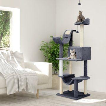 Finether-Katzenbaum - Solider Kletterbaum für Katzen