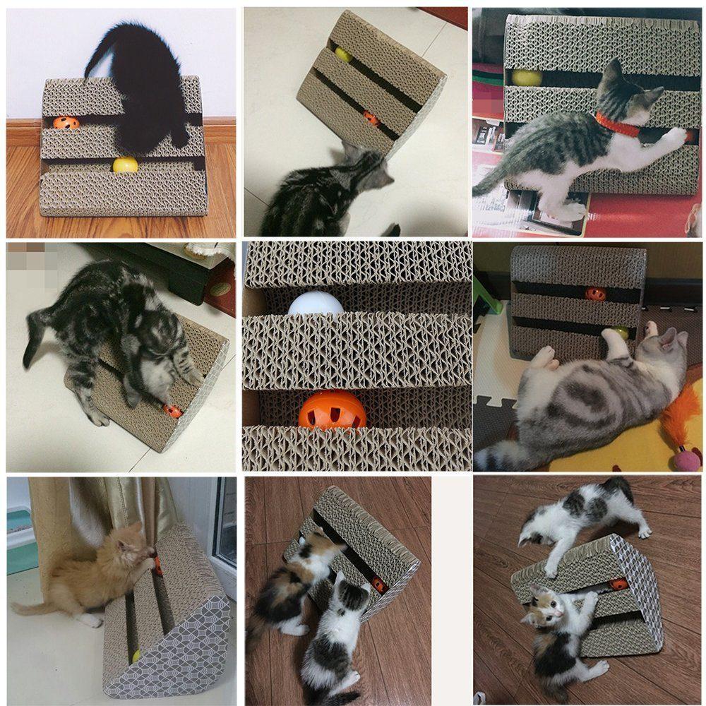 katzen kratz spielzeug chenci katzenspielzeug. Black Bedroom Furniture Sets. Home Design Ideas