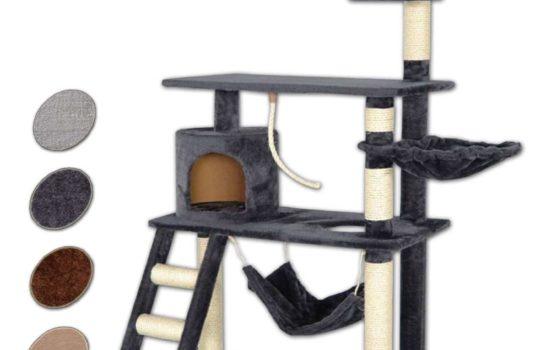 Dibea Kratzbaum – Extra breiter Katzen Kletterbaum