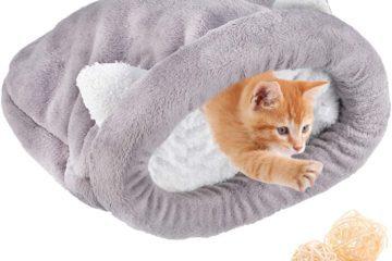 Ein Kuschelsack für Deine Katze – Kuschelig, gemütlich und warm